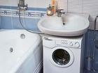 Фото в Сантехника (оборудование) Сантехника (услуги) Подключение стиральной машины (слив, залив, в Екатеринбурге 1000