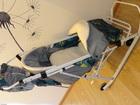 Уникальное изображение Комнаты Санки-коляска ЭМИ 3 с 4-мя выдвижными колесами 35141276 в Екатеринбурге