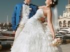 Фотография в Одежда и обувь, аксессуары Свадебные платья Продам очень красивое кружевное свадебное в Екатеринбурге 11900