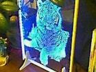 Фото в   Ручная гравировка по стеклу, с диодной подсветкой в Екатеринбурге 0