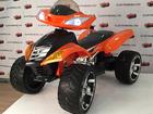Изображение в   Продаем новый детский электроквадроцикл e005kx. в Екатеринбурге 17400