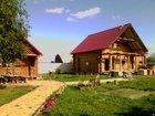 Свежее фото Строительство домов Изготовление срубов домов,бань,беседок,пиломатериала 35514365 в Екатеринбурге