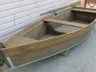 Фотография в   Лодка деревянная длина-3, 5м. , ширина-1. в Каменск-Уральске 16000