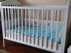 Новое фотографию Мебель для детей Кроватка детская белая 36073670 в Екатеринбурге