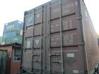 Скачать бесплатно foto Другие строительные услуги Продам б/у 20 футовый контейнер в Екатеринбурге 37781934 в Екатеринбурге