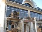 Свежее фотографию Двери, окна, балконы Витражи алюминиевые , фасадное панорамное остекление 37927328 в Екатеринбурге