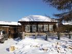 Фотография в Недвижимость Продажа домов Площадь: 50 кв. м. / 18 cот.     Бревенчатый в Екатеринбурге 520000