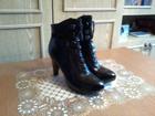 Просмотреть фотографию Женская обувь Сапоги женские демисезонные размер 38 новые, 39009883 в Екатеринбурге