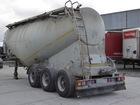 Скачать бесплатно foto Цементовоз Полуприцеп цементовоз объем 34м3 эл/компрессор 39260985 в Екатеринбурге