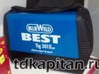 Уникальное фото Разное Сварочный инвертор BlueWeld Best TIG 301 DC HF/Lift 39972192 в Екатеринбурге
