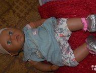 Кукла Беби Анабель Говорящая кукла бейби анабель девочка . для детей +4 годика .