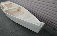 Лодка деревянная длина 4,5 метра