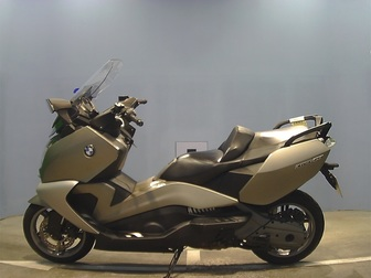 Свежее фото Скутеры Макси скутер BMW C 650 GT без пробега РФ 45696992 в Москве