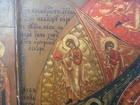 Просмотреть фото Антиквариат Старинная икона Неопалимая Купина, 19 век 38996771 в Москве