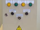 Изображение в   ВВОД №1 (релейная схема)- контроль наличия в Гатчине 7255