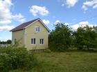 Смотреть изображение Дома Продам жилой дом в Гатчинском р-не д, Малое Замостье 69315942 в Гатчине