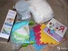 Пакет детских вещей (0-1год), стерилизатор и др