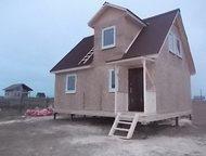 строительные работы на вашей даче Рубим срубы из бревна, бруса, лафета, строим к