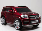 Смотреть foto  Электромобиль детский (лицензионный) Mercedes Benz GL63 AMG 38733334 в Анапе