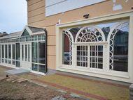 Окна под заказ из дерева Окна, двери, лестничные марши, входные группы, мебель и