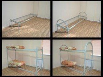 Новое foto Разное Металлические кровати эконом-класса, 33006001 в Голицыно