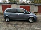 Opel Meriva 1.6МТ, 2008, минивэн