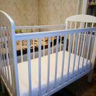 Кровать детская с маятником матрас