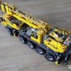 Lego Technic 42009 автокран