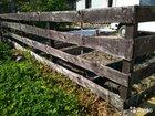 Доска на забор