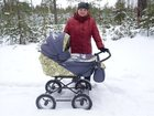Фото в Для детей Детские коляски Породам коляску 2 в1 в хорошем состоянии в Гусь-Хрустальном 5000