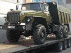 Фото в Авто Грузовые автомобили Продам а/м Урал 55571 самосвал с задней разгрузкой в Хабаровске 0