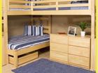 Смотреть фотографию  Детская мебель из массива изготовим по вашим размерам и предпочтений 38073847 в Хабаровске