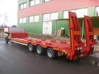 Скачать бесплатно фотографию  Полуприцеп трал 3-осный платформа 11000мм, 45т Steelbear 38206338 в Хабаровске