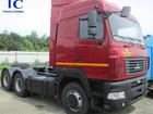 Новое фотографию Грузовые автомобили Седельный тягач МАЗ с двигателем МЕРСЕДЕС 68009238 в Хабаровске