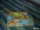 Продам комплект детского постельного белья бортики