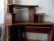 Компьютерный стол Продам Компьютерный стол, возможна доставка 400 руб. по городу