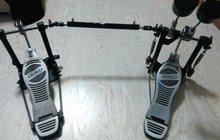 Продам двойную педаль (кардан) Mapex P380A