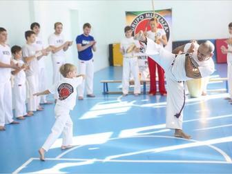 Скачать бесплатно фотографию Спортивные школы и секции Капоэйра школа Хабаровск 14457792 в Хабаровске