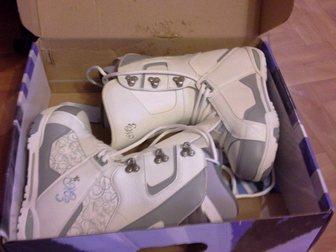 Новое foto Спортивный инвентарь Сноубордические ботинки 33036898 в Хабаровске