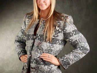 Смотреть foto Женская одежда Пиджак дизайнерский 33068346 в Хабаровске