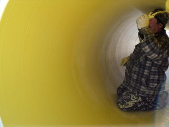 Уникальное фотографию Строительные материалы Мастика гидроизоляционная полимерная Поликром 33214749 в Хабаровске