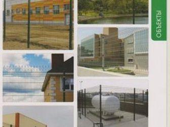 Скачать фотографию Строительные материалы Комплексные системы ограждений типа FENSYS ФЕНСИС, забор 3D 33214793 в Хабаровске