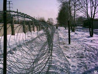 Скачать бесплатно фотографию Строительные материалы Спиральный барьер безопасности ЕГОЗА (600 мм;450 мм;900 мм) 33214911 в Хабаровске
