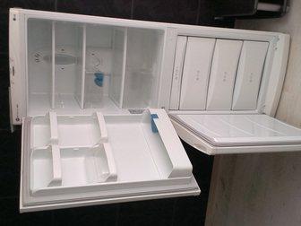 Уникальное фото Холодильники продам холодильник с морозильной камерой 33372870 в Хабаровске