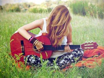 Новое фото Музыка, пение Обучение на гитаре в Хабаровске 33397630 в Хабаровске