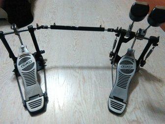 Скачать бесплатно foto  Продам двойную педаль (кардан) MAPEX P380A, 33822225 в Хабаровске