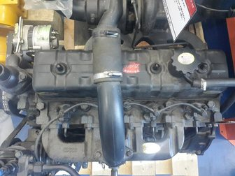 Скачать фото Спецтехника Двигатель в сборе ZHAZG1 33881010 в Новосибирске