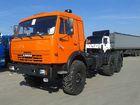 Фотография в   КамАЗ 44108 тягач, новый , без пробега, вездеход-тягач в Ханты-Мансийске 2620000