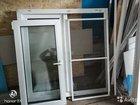 Окно Пластиковое Rehau 1270х1260(штульповое)