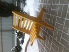 Просмотреть фотографию  Раскладное кресло для дачи, бани и сауны, 55147039 в Щелково